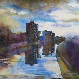Bath Riverside Blue