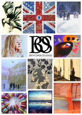 Bath Open Studios 2015