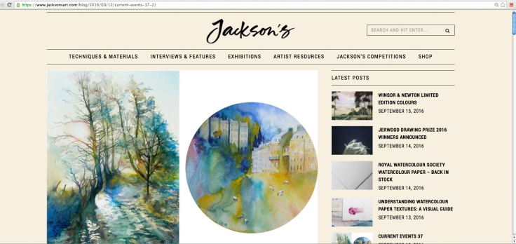 Jacksons Blog