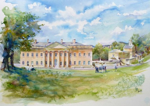Prior Park College, Bath - commission