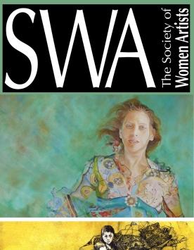 Society of Women Artist Exhibition Flier