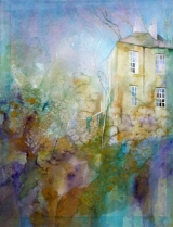 William Smith's house - sold watercolour
