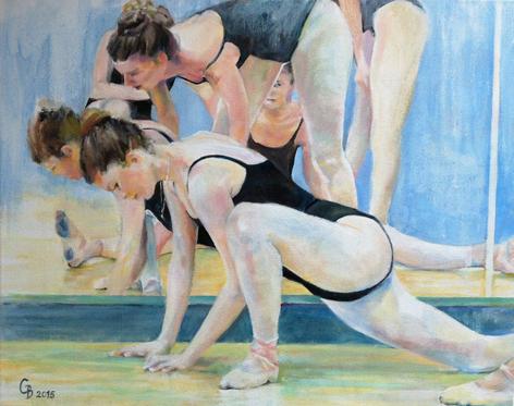 the dance class ii SWA 2016