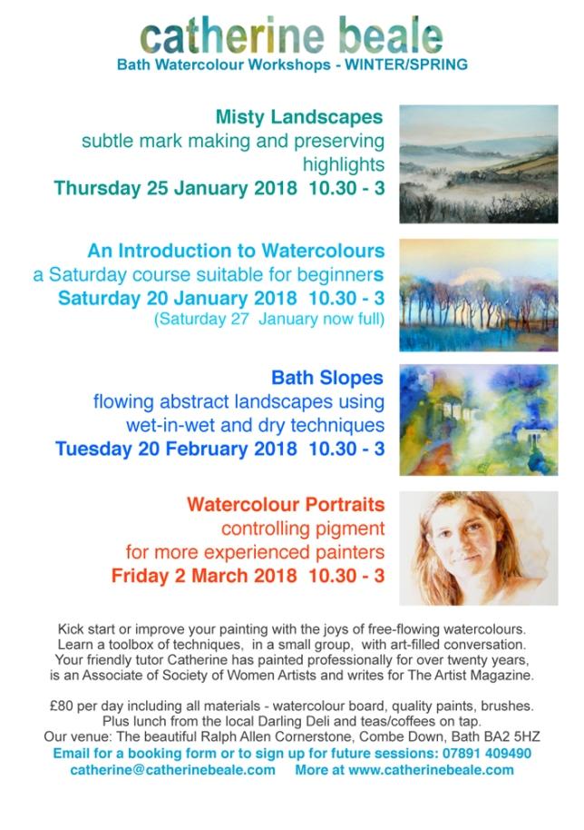 Winter:Spring 2017:18 A4 workshop flier