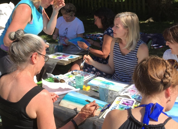 Gower Retreats Workshop for Mentoring Plus