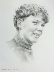 Will's Uncle, Pencil Portrait