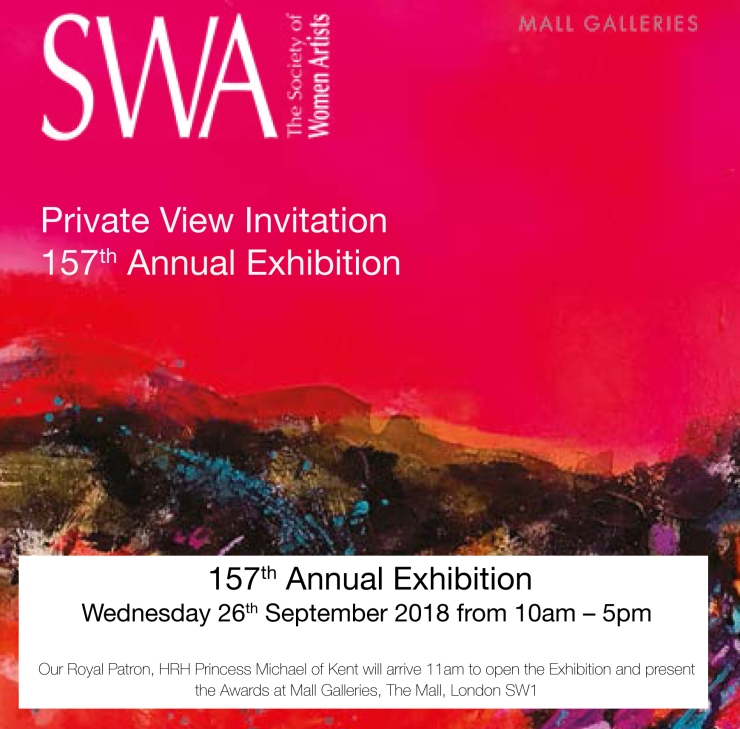 SWA_Private_View_Invite_2018 square