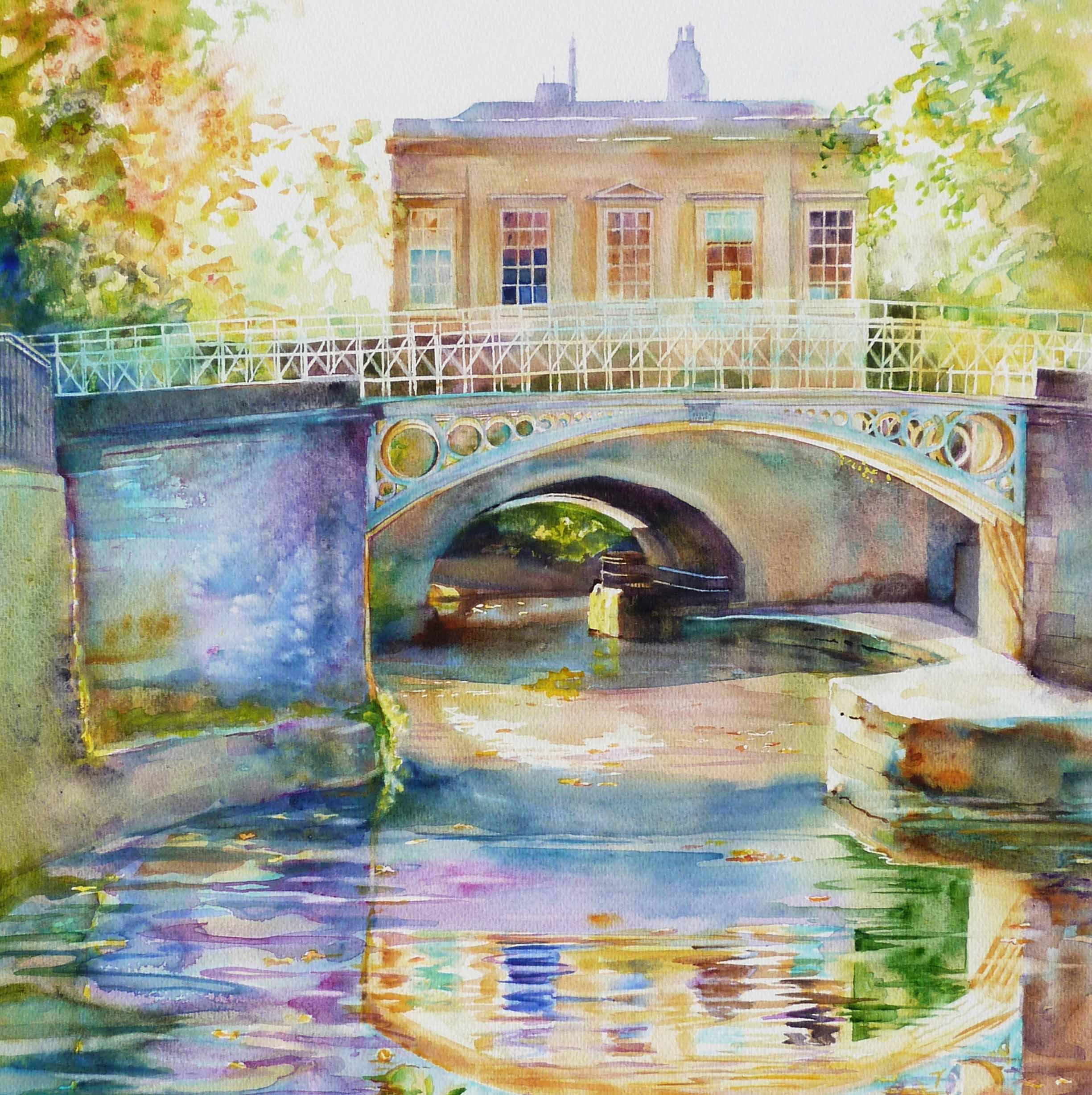 Bath Canal card